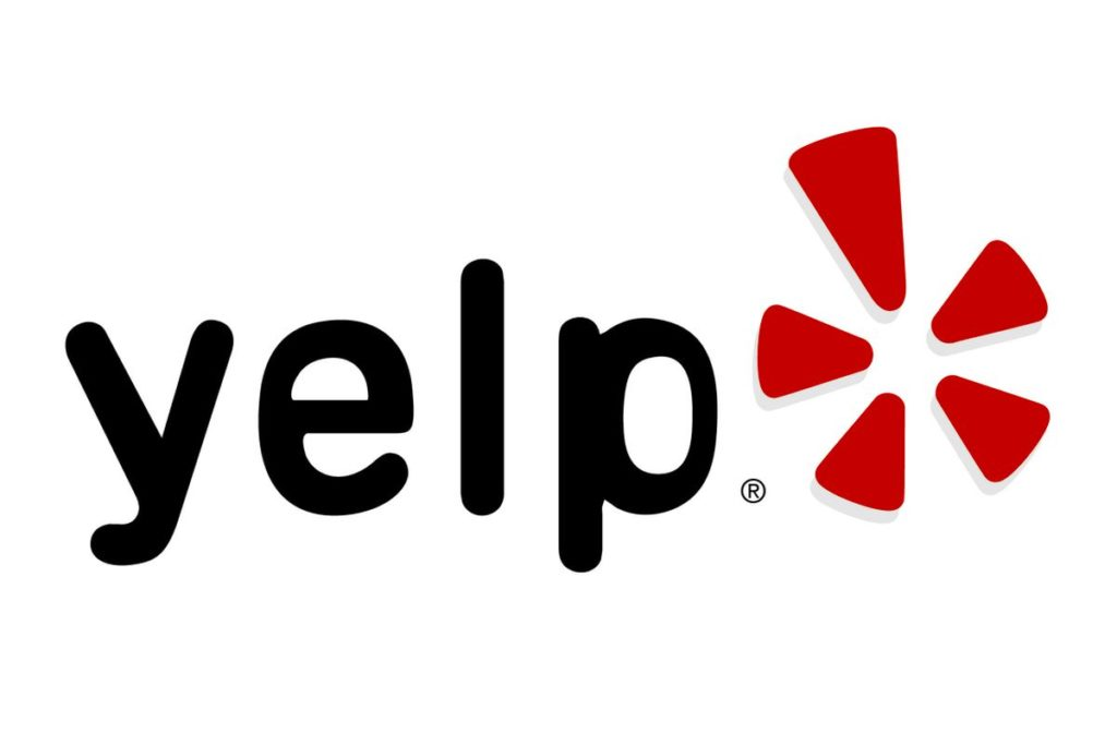 Yelp logo Recommendation